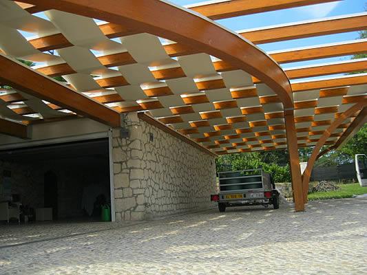 Strutture mobili per esterno design casa creativa e for Mobili in alluminio per esterni